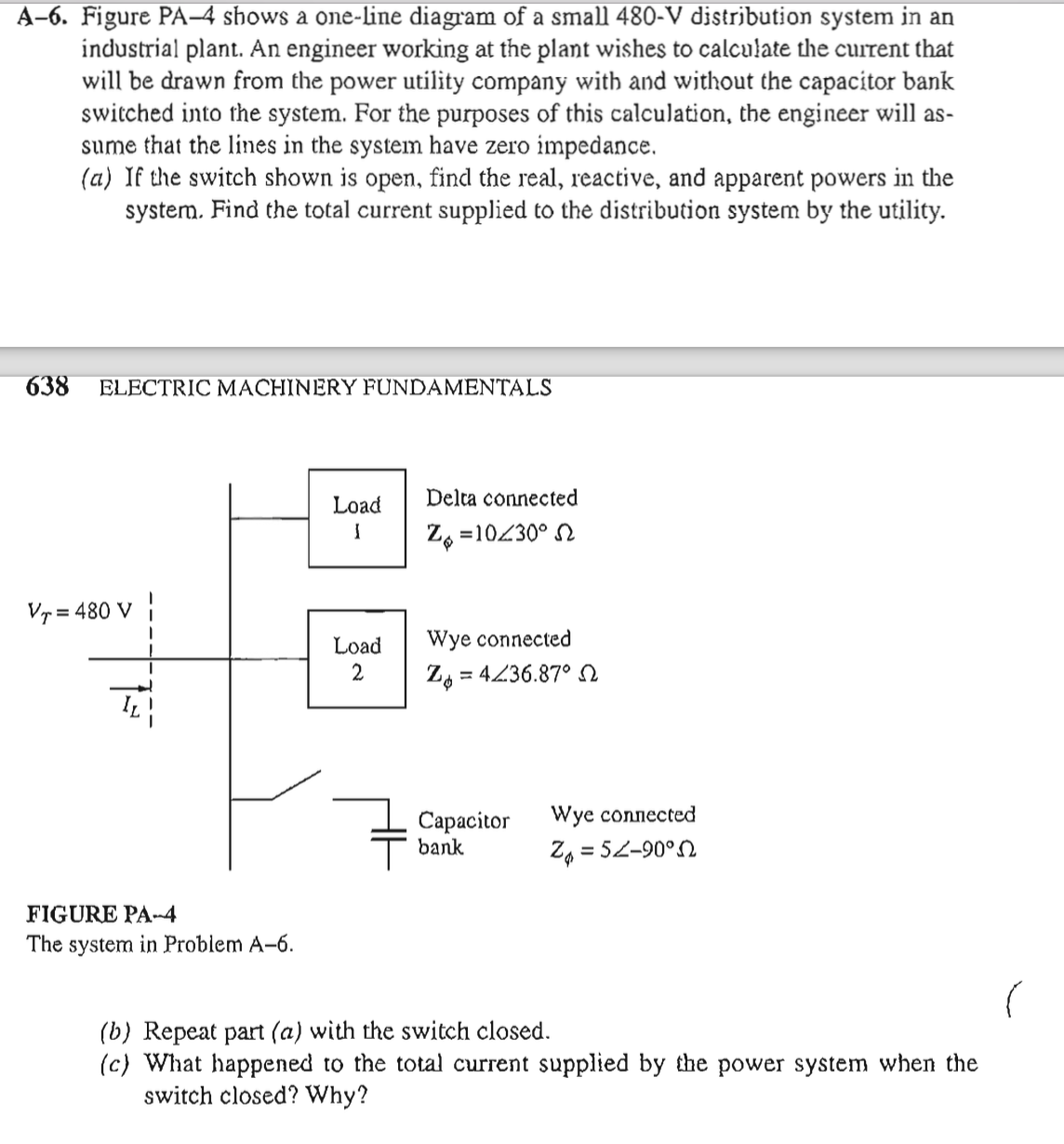 Electrical Power Distribution One Line Diagram - Wiring Diagram