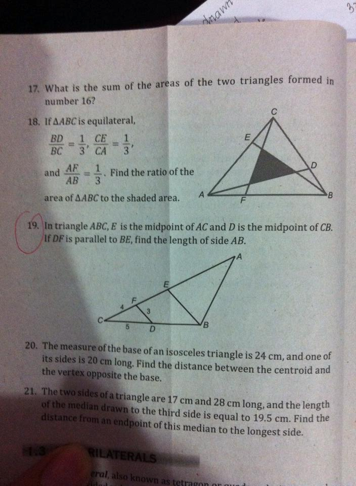 I ony need the answer for 19 and the complete so chegg i ony need the answer for 19 and the complete solution please ccuart Image collections
