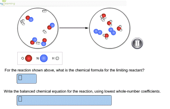 how to find the amount of excess reactant