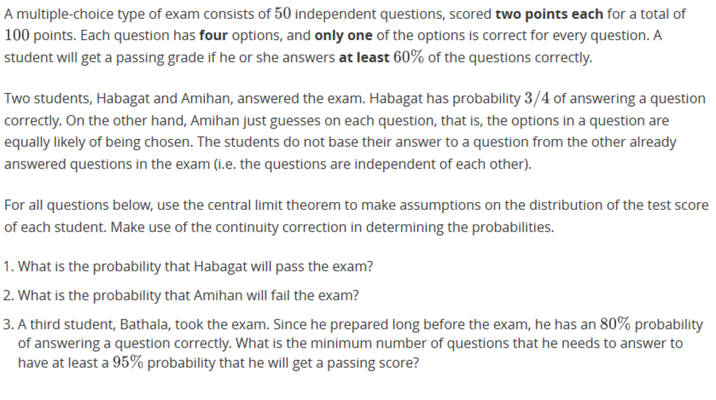 probability multiple choice questions and answers pdf