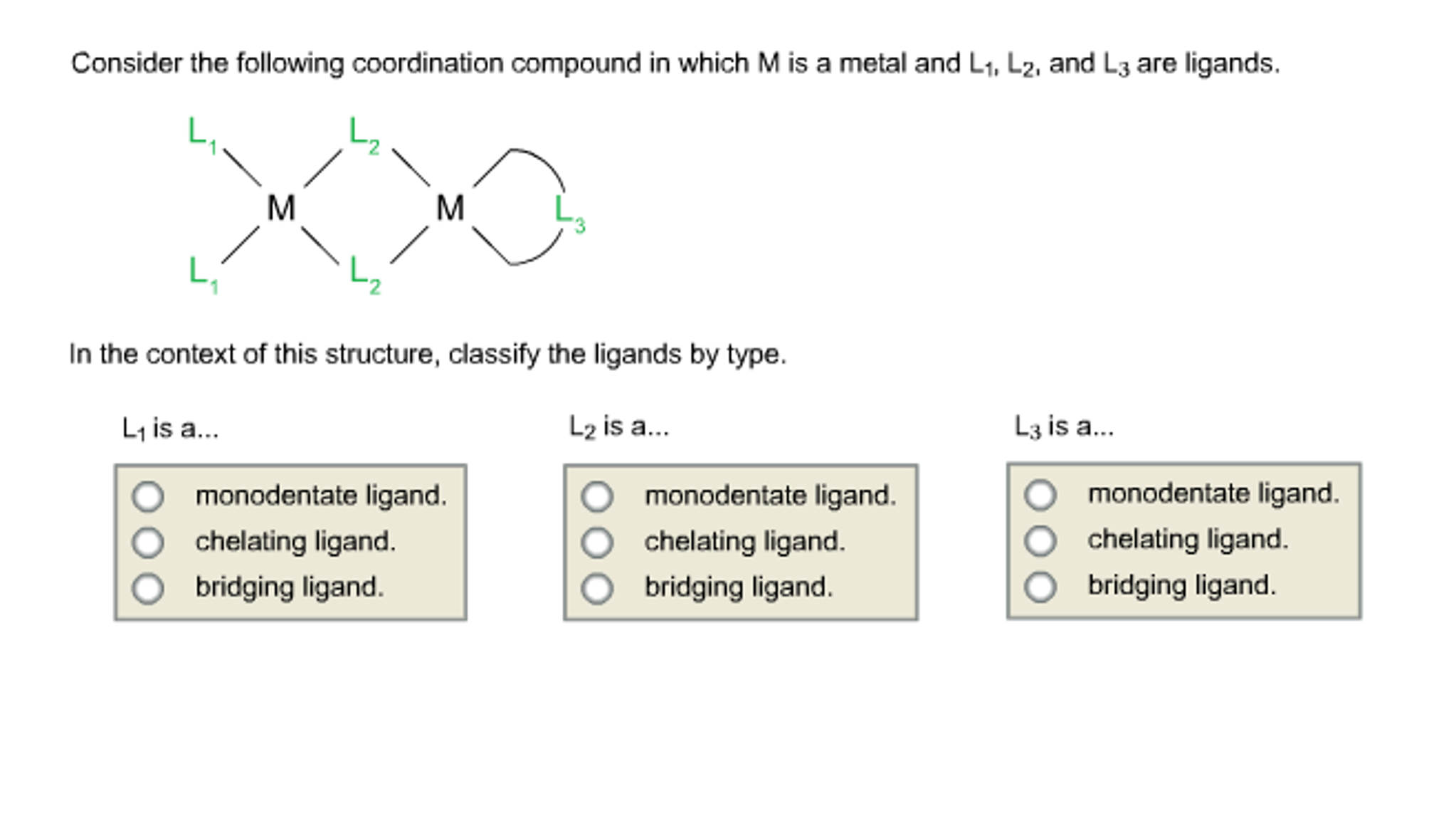 coordination compound Coordination chemistry i: structures and isomers  coordination chemistry  • consider a coordination compound with the empirical formula ptcl2.