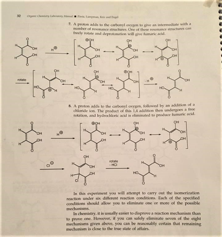 solved deducing a reaction mechanism i need help with 6
