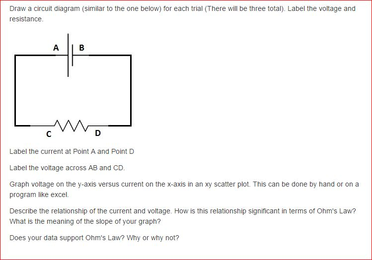 Solved draw a circuit diagram similar to the one below draw a circuit diagram similar to the one below ccuart Choice Image