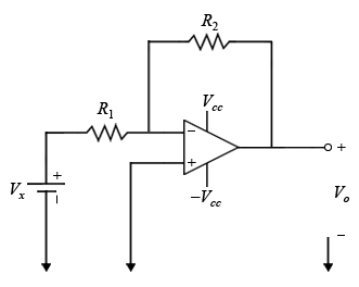 For the circuit shown (Figure 1), determine R2 suc
