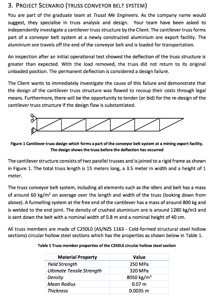 conveyor belt project part 4 Conveyor belt project part 3, 4, and 5 transtutors1 answer to complete part 3b, and part 4 of the conveyor belt projec as outlined on pages 637 and 638 complete part.
