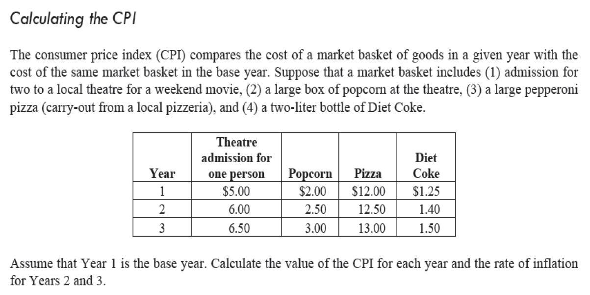 index number for calculation of cost Legislation enacted in 1973 provides for cost-of colas are based on increases in the consumer price index for urban wage the cola calculation.
