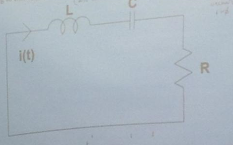 assume that the current in the inductor at t=0 is