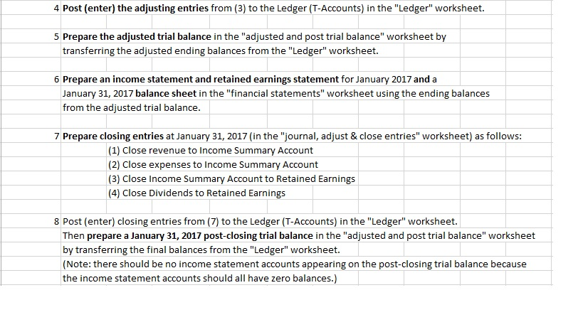 Please Refer To Attached An MS Excel File There – Ledger Lines Worksheet