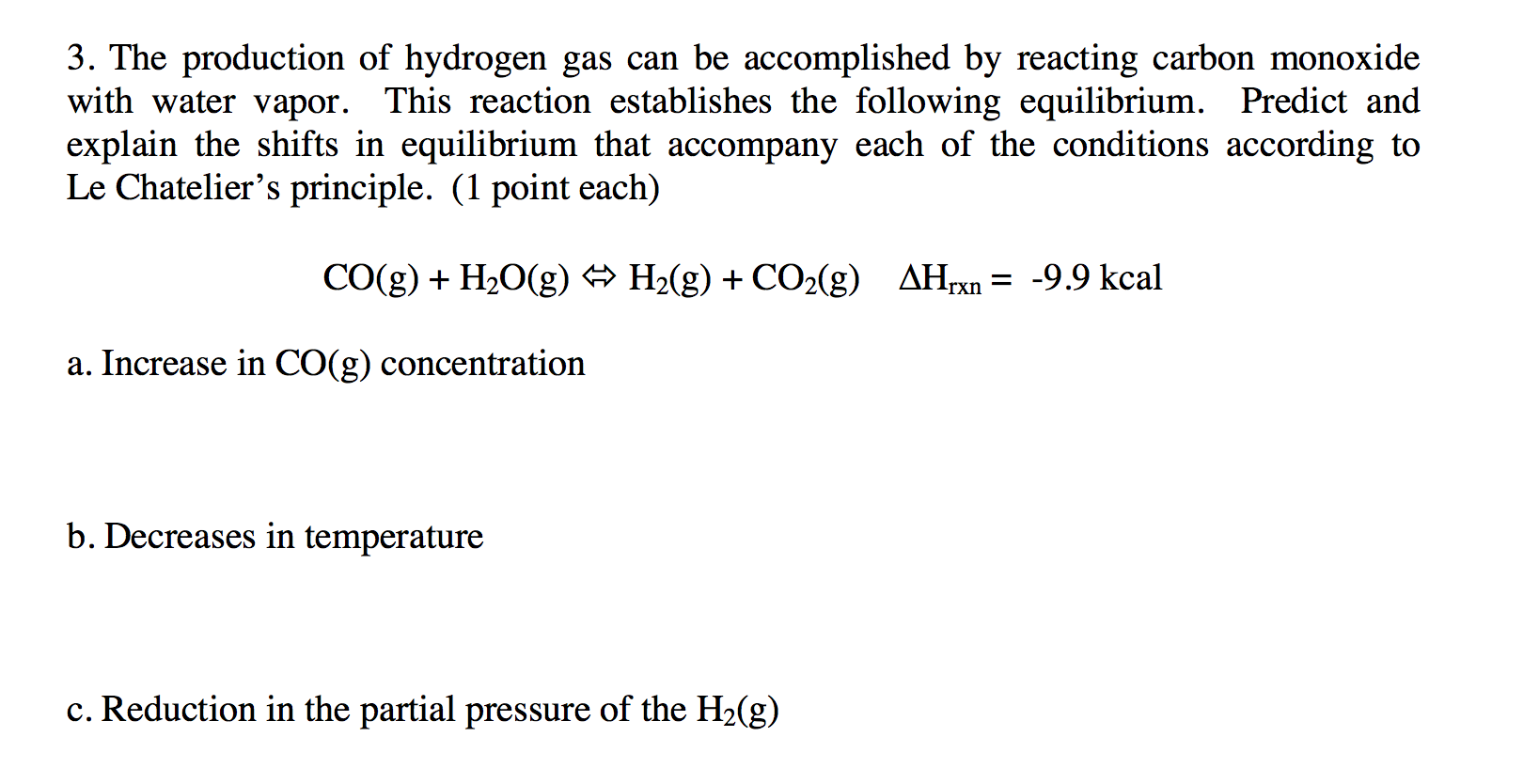 an analysis of the rate of gas production in a chemical reaction experiment A ferric chloride catalyst will be used to increase the reaction rate so that the reaction  reaction of hydrogen peroxide  production of oxygen gas.