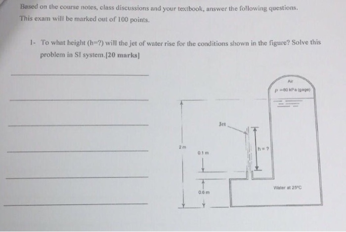 Solved based on the course notes class discussions and y based on the course notes class discussions and your textbook answer the following questions ccuart Image collections