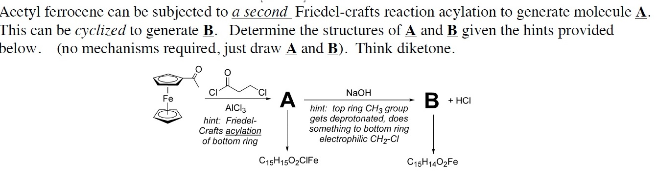 friedel crafts acylation synthesis of The comparison of friedel-crafts alkylation and acylation as a means to synthesise alkyl xylenes.