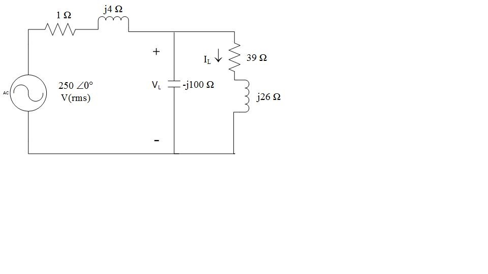 The load L is the capacitor in parallel with the s