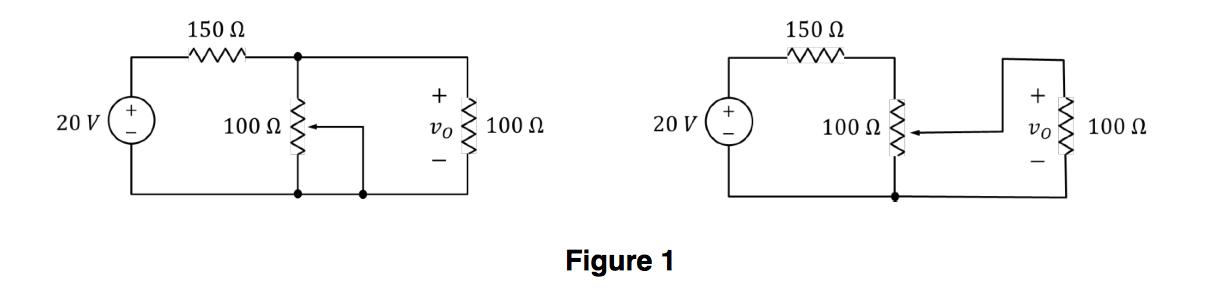 Figure 1 shows two proposed circuit designs using