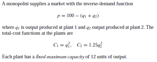 I Have Some Questions I Need Help With Please: I Have A Question About Math Econ. I Want Some Pro