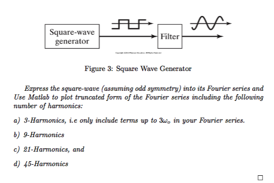 Solved: Problem 4 (25 Points). The Block Diagram Of Figure ...