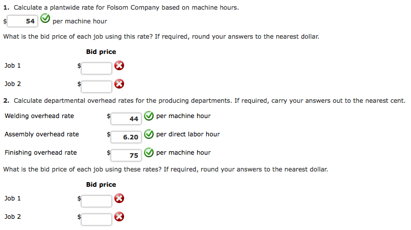 what is the cost to prepare a machine or process for production