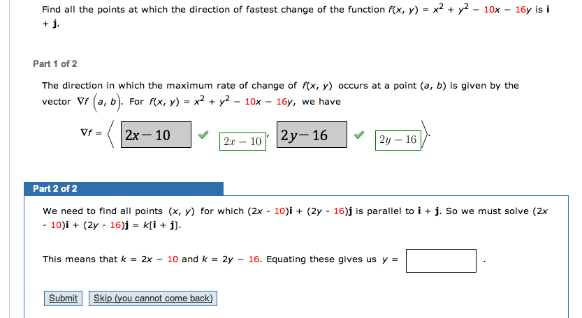 how to find the rate of change of a function