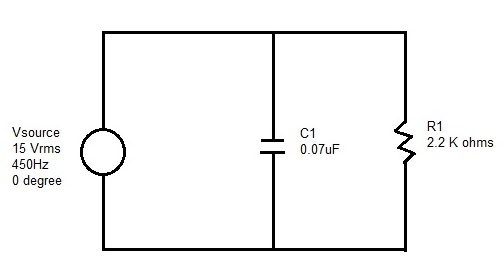 For the circuit solve the following? a) what is t