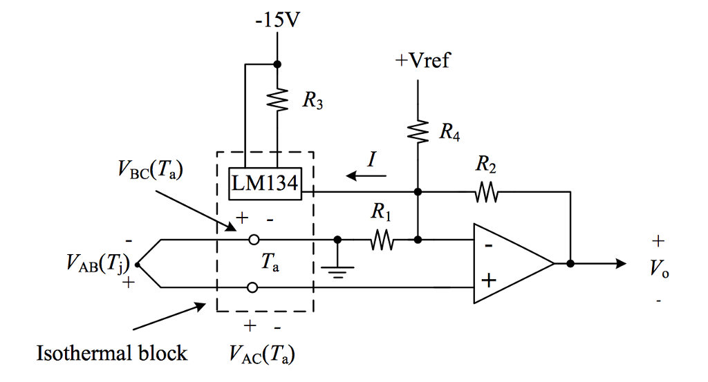 The Thermocouple Amplifier Below Is Intended To Pr Chegg