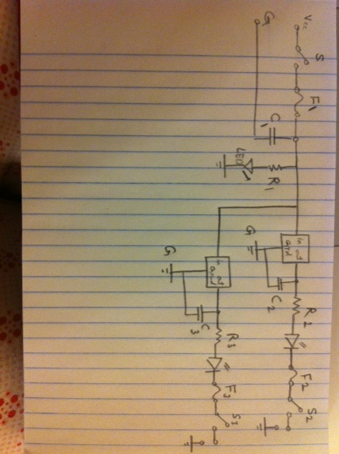 I have this circuit and I want to provide current