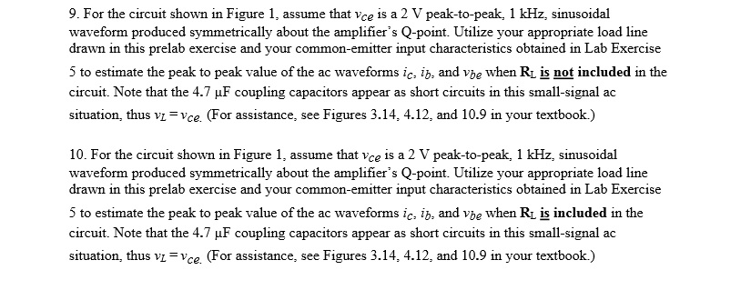 Here is the copy of the curve tracer it asks for: