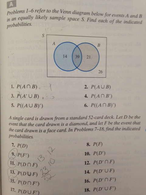 Venn Diagram Probability Problems And Solutions Vatoz