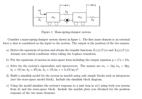 transfer function to state space example pdf