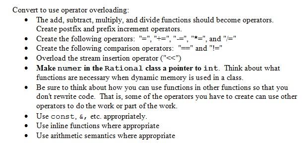assignment operator overloading in c