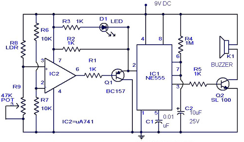 Solved: Descripe The Circuit Diagram And The Operation Of ...