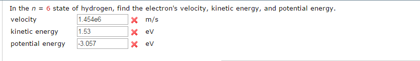 how to find velocity u potential