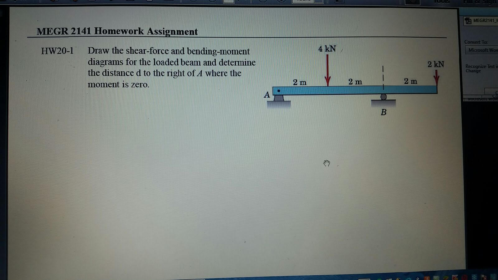 Solved draw the shear force and bending moment diagrams f draw the shear force and bending moment diagrams f ccuart Images