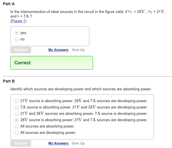 Circuit analysis homework help