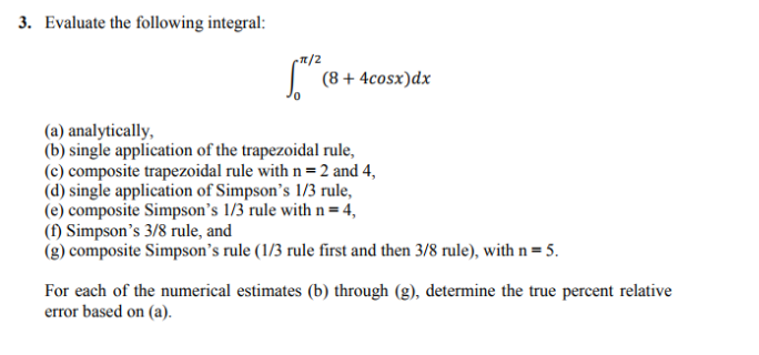 Solved evaluate the following integral 8 4cosxdx 0 evaluate the following integral 8 4cosxdx 0 a sciox Gallery
