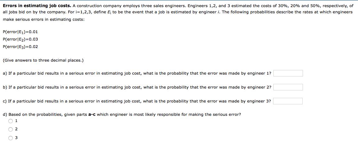 cost estimating jobs - Yelom.agdiffusion.com