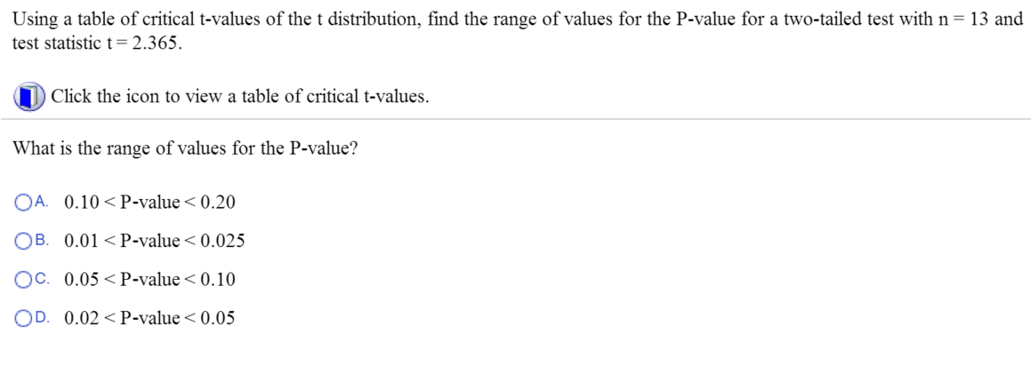 how to choose value distribution