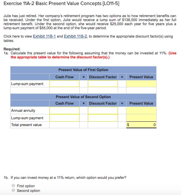 present value factor table pdf