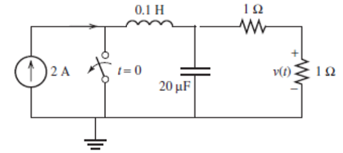 Consider the circuit shown in the followi