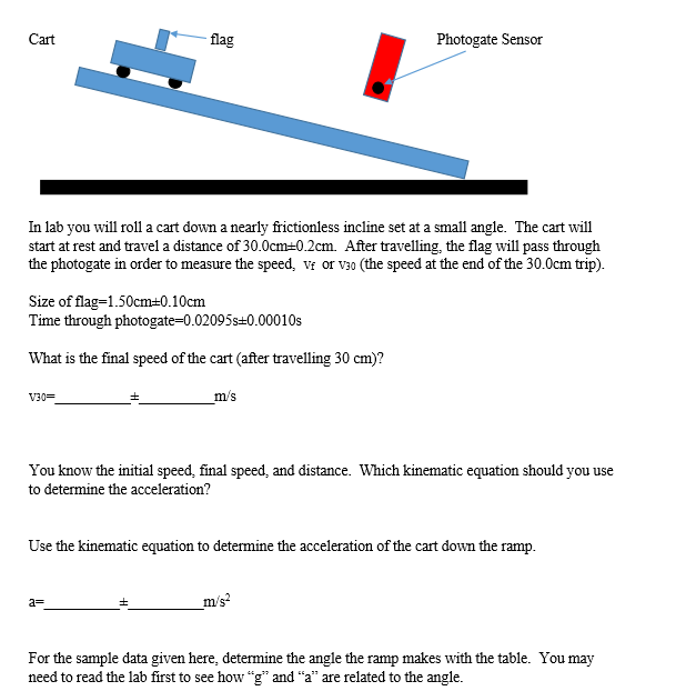kinematics velocity and cart Experiment 2 - kinematics click here for experiment 2 - kinematics ‹ experiment 1 - heart rate meter up experiment 3 - newton's second law.