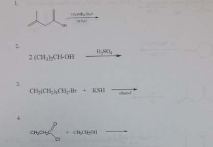 organic chemistry essays
