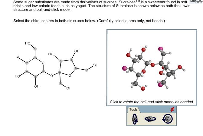 Solved: Some Sugar Substitutes - 35.9KB