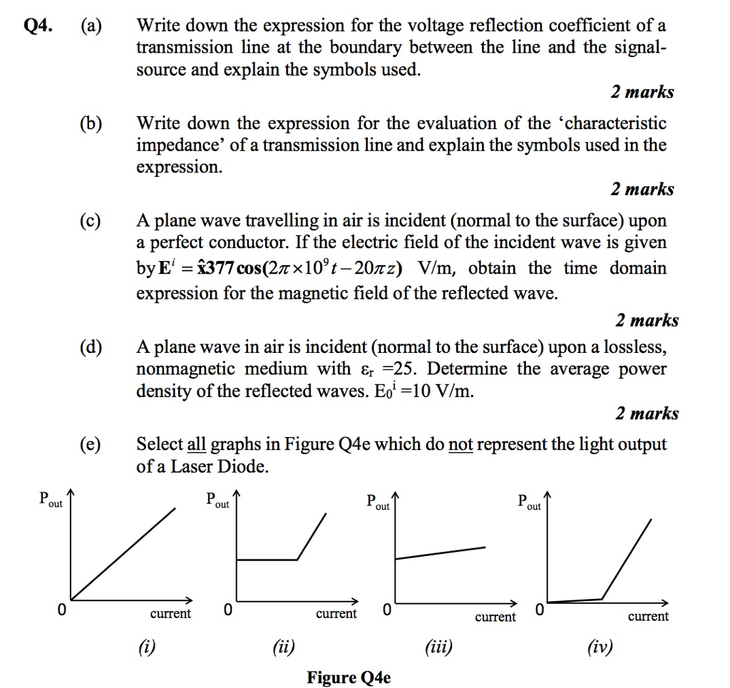 Solved write down the expression for the voltage reflecti awrite down the expression for the voltage reflection coefficient of a biocorpaavc Images