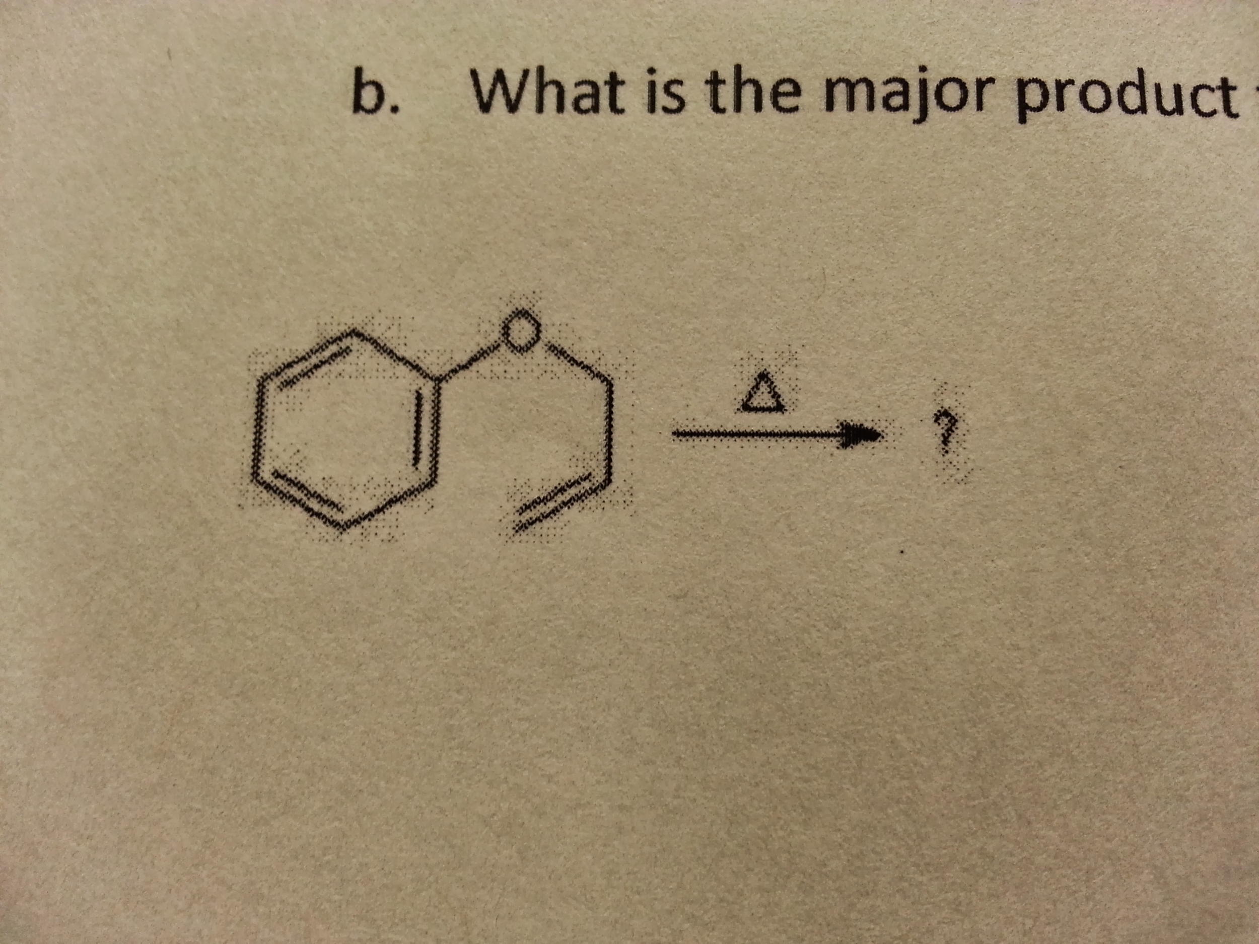 What is the major product