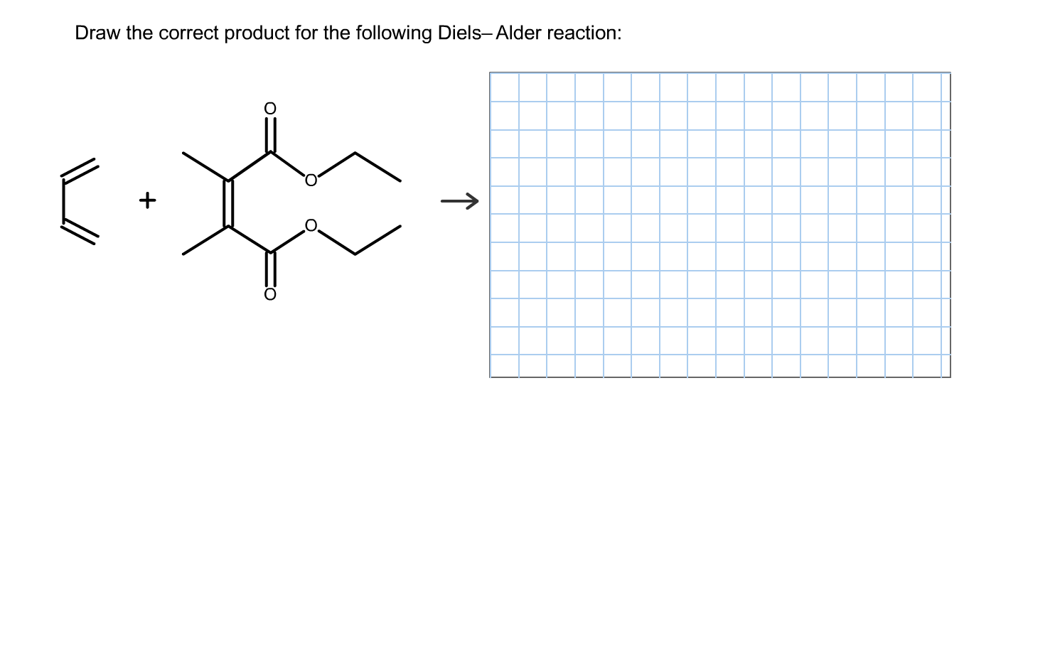 Scribble Drawing Questions : Solved draw the correct product for following diels a