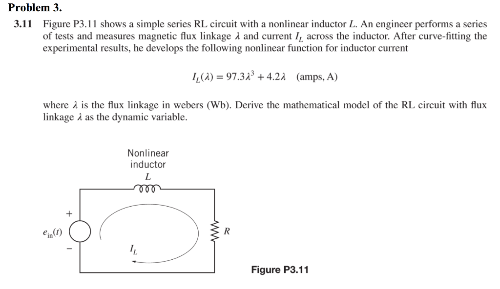 Problem 3 311 figure p311 shows a simple series chegg 311 figure p311 shows a simple series rl circuit with a sciox Images