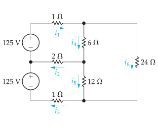 The circuit shown in the figure(Figure 1) is a dc