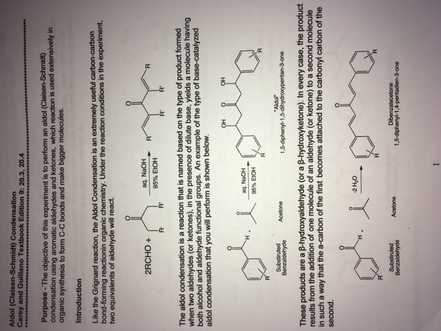 an experiment to determine the reactions of aldehydes and ketones Often you know something about the molecule - the reaction it came from,  in  some cases, like this lab, you know something about the functional group that is  present  you will need to determine which of those two functional groups is  present and,  solubility, in water: both aldehydes and ketones have a carbonyl  group,.