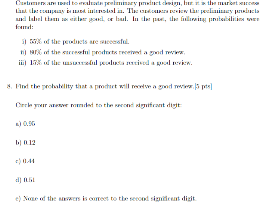 Customers Are Used To Evaluate Preliminary Product Design, But It Is The  Market Success That  How Do You Evaluate Success