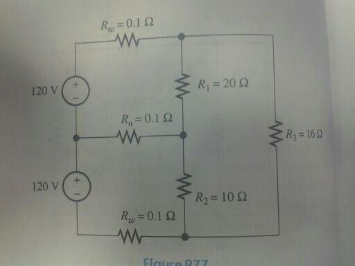 The circuit shown in the above figure is the dc eq