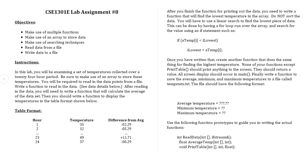 lab 7 8 assignment Lab #8 lists in python & begin assignment #7 check your grades on bb to make sure they are accurate if not, then contact the tas or myself.