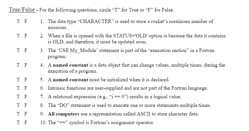 true and false questions Question 11 in a class action suit, only those class members who elect to participate actively are entitled to full representation (points : 5) true fal.